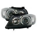Čirá optika BMW E90 05-09 – černá