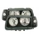 Čirá světla VW Polo 6N 95-98 – černá