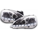 DEVIL EYES Opel Corsa C 01-06 - chrom