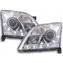 DEVIL EYES Opel Vectra C 02-04 – chrom