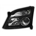 Čirá optika Opel Vectra C 02-04 – černá