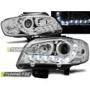 Čirá světla DEVIL EYES Seat Ibiza 6K2 99-02 chrom