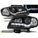 Přední světla DEVIL EYES Seat Ibiza 6K2 99-02 – černá