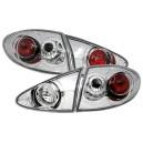 Zadní čirá světla Alfa Romeo 147 01-04 – chrom