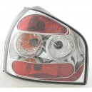 Čirá světla Audi A3 8L 96-03 – chrom