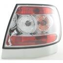 Čirá světla Audi A4 B5 95-01 Lim. - chrom