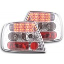 Zadní světla Audi A4 B5 95-01 LED, krystal