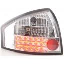 Zadní čirá světla Audi A6 97-04 - LED, krystal