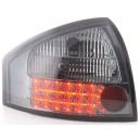 Čirá světla Zadní světla Audi A6 97-04 - LED, kouřová