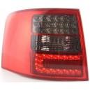 Zadní světla Audi A6 Avant 4B 97-05 - LED, červená/kouřová