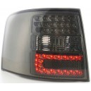 Zadní čirá světla Audi A6 Avant 4B 97-05 LED, kouřová
