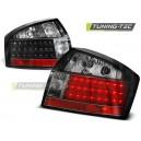 Zadní čirá světla Audi A4 8E Lim. 01-04 - LED, černá