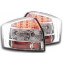 Čirá světla Audi A4 8E Lim. 01-04 - LED, krystal