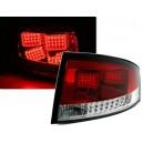 Zadní čirá světla Audi TT (8N3/8N9) 98-05 LED, červená/krystal