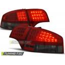 Zadní světla Audi A4 B7 Lim. 04-08 LED, červená/kouřová