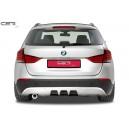 BMW X1 E84 spoiler zadního nárazníku