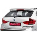 BMW X1 E84 střešní spoiler, stříška