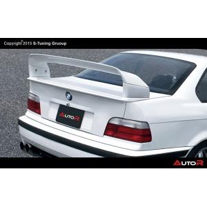 BMW E36 zadní tuning křídlo kufru, vzhled GT