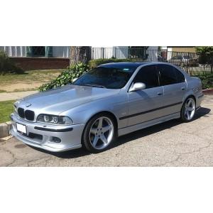 BMW E39 tuning spoiler předního nárazníku M5