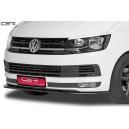 VW T6 spoiler předního nárazníku