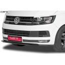 VW T6 2015+ spoiler předního nárazníku