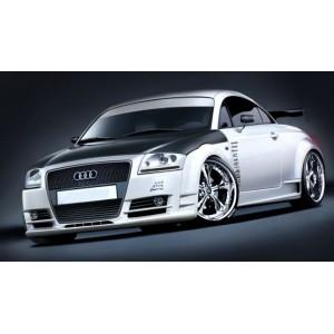 Audi TT 8N přední tuning nárazník S-LINE