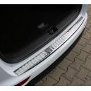Renault Captur 2013+ ochranná lišta hrany kufru, CHROM