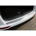 Seat Leon 3 5F ST Kombi 2014+ ochranná lišta hrany kufru, MATNÁ