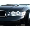 Audi A4 8E mračítka předních světel