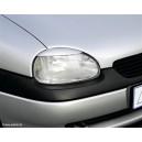 Opel Corsa B mračítka předních světel