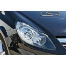 Opel Corsa D mračítka předních světel