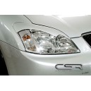 Toyota Corolla E12 mračítka předních světel