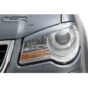 VW Touran GP Facelift mračítka předních světel