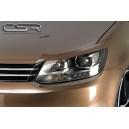 VW Touran Facelift mračítka předních světel