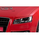Audi A5 mračítka předních světel