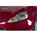 Ford Fiesta MK7 mračítka předních světel
