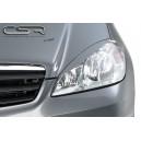 Mercedes-Benz W169 A-tř. Mračítka předních světel