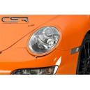 Porsche 911 / 997 mračítka předních světel