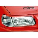 VW Polo 6N mračítka předních světel