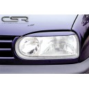 VW Golf 3 mračítka předních světel