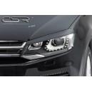 VW Touareg mračítka předních světel