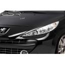 Peugeot 207 mračítka předních světel