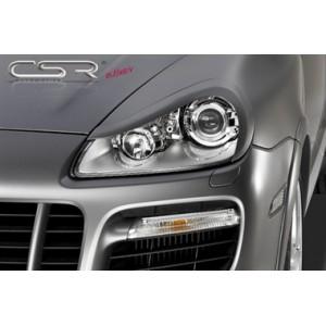 Porsche Cayenne mračítka předních světel