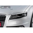 Audi A4 B8 mračítka předních světel