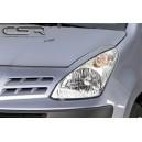 Nissan Pixo mračítka předních světel
