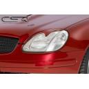 Mercedes Benz SLK R170 mračítka předních světel