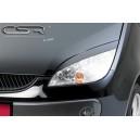 Mitsubishi Colt Cabrio mračítka předních světel