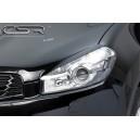 Nissan Qashqai mračítka předních světel