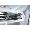 Mercedes-Benz W204 C-tř. Facelift mračítka předních světel