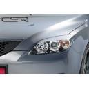 Mazda 3 mračítka předních světel
